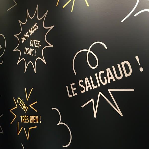Détail de l'exposition Louis de Funès