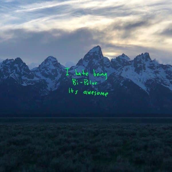 "L'album ""Ye"" de Kanye West"