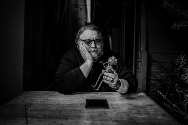 Guillermo del Toro et Pinocchio