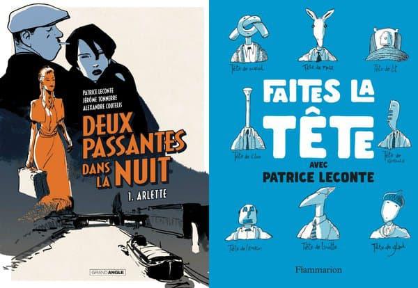 Patrice Leconte sort deux livres à la rentrée