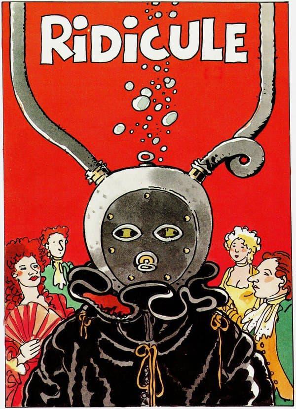 """Projet d'affiche de """"Ridicule"""" par Tardi"""