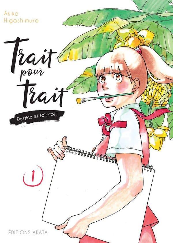 """Le manga """"Trait pour trait"""""""