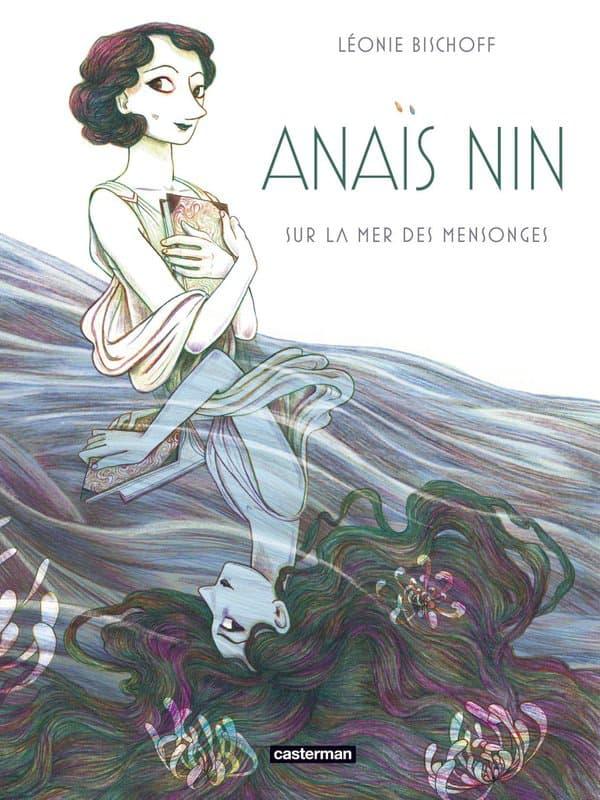 Une BD sur la romancière Anaïs Nin