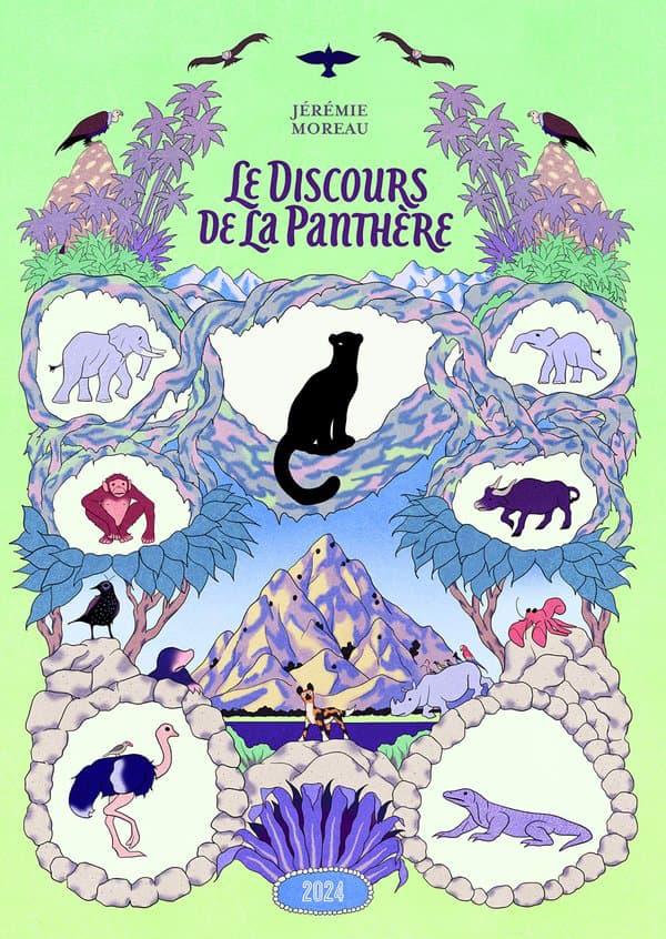 """""""Le Discours de la panthère"""" de Jérémie Moreau"""