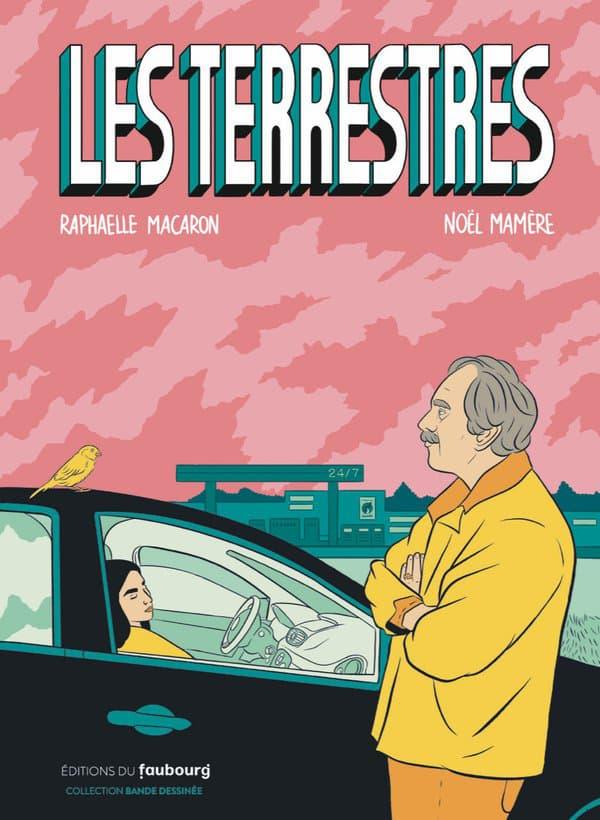 """""""Les Terrestres"""", la BD de Noël Mamère"""