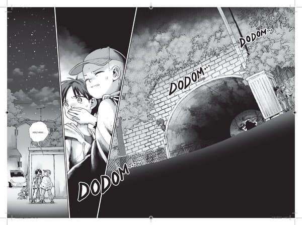 """Un planche de """"Jizo"""", le nouveau livre de Mr. Tan, le créateur de """"Mortelle Adèle"""""""