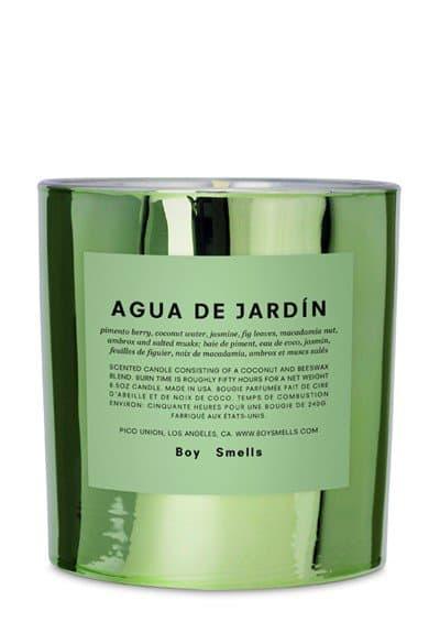 Bougie Parfumée BOY SMELLS - Agua de jardin