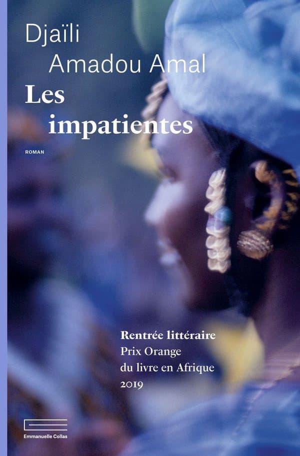 """""""Les Impatientes"""", de Djaïli Amadou Amal, couronné du Goncourt des lycéens 2020."""