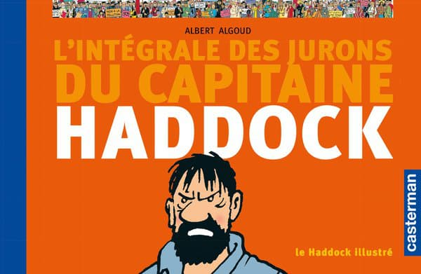 "Couverture du ""Haddock Illustré"""