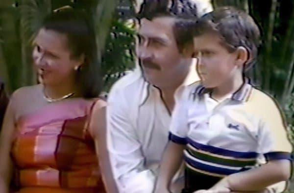 """Images extraite du documentaire """"Escobar, l'héritage maudit""""."""