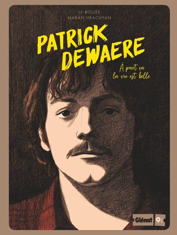 """La BD """"Patrick Dewaere"""""""