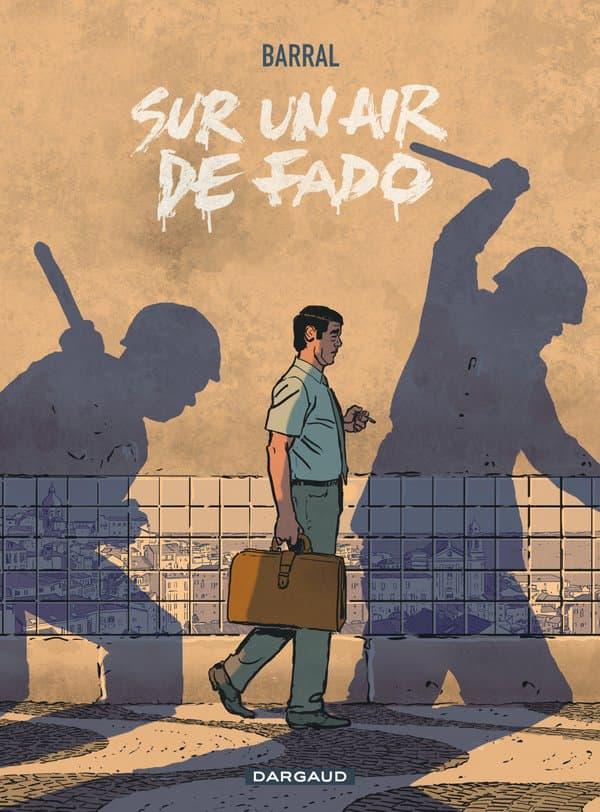 """""""Sur un air de fado"""", une BD sur la dictature de Salazar au Portugal"""