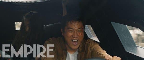 "Sung Kang, alias Han, dans ""Fast and Furious 9"""