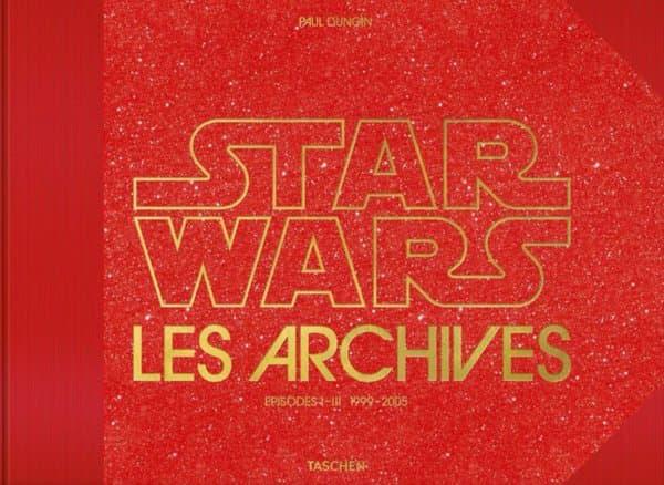"""Les """"Archives Star Wars"""", disponibles chez Taschen"""
